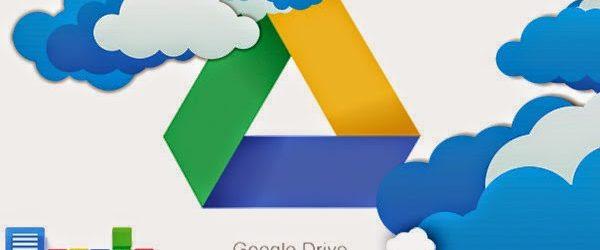 Dicas sobre o Google Drive.