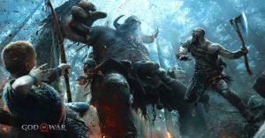 God of War a new begening capa