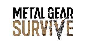 Metal Gear Survive capa