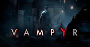Vampyr capa